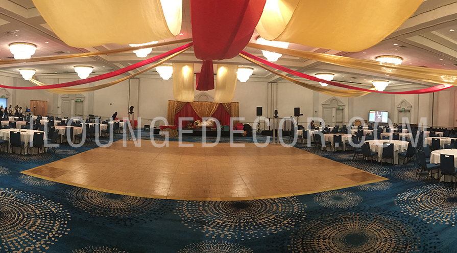 Ceiling Decor Rentals Of Nj And Ny